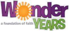 Wonder Years Preschool Logo